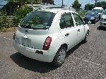 Used 2002 NISSAN MARCH BF68134 for Sale Image 5