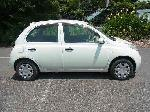 Used 2002 NISSAN MARCH BF68134 for Sale Image 6