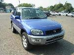Used 1999 TOYOTA RAV4 BF68143 for Sale Image 7
