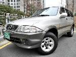Used 2002 SSANGYONG MUSSO IS00483 for Sale Image 1