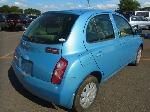 Used 2002 NISSAN MARCH BF68202 for Sale Image 5