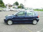 Used 2001 VOLKSWAGEN POLO BF68252 for Sale Image 2