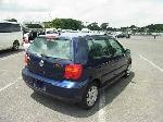 Used 2001 VOLKSWAGEN POLO BF68252 for Sale Image 5