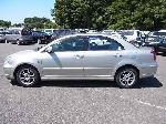 Used 2004 TOYOTA AVENSIS BF68256 for Sale Image 2
