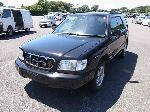 Used 2002 SUBARU FORESTER BF68264 for Sale Image 1