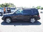 Used 2002 SUBARU FORESTER BF68264 for Sale Image 2