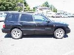 Used 2002 SUBARU FORESTER BF68264 for Sale Image 6