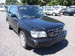 Used 2002 SUBARU FORESTER BF68264 for Sale Image 7