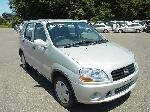 Used 2002 SUZUKI SWIFT BF68265 for Sale Image 7