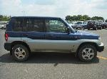 Used 1999 MITSUBISHI PAJERO IO BF68227 for Sale Image 6