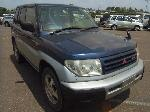 Used 1999 MITSUBISHI PAJERO IO BF68227 for Sale Image 7