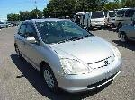 Used 2001 HONDA CIVIC BF68233 for Sale Image 7