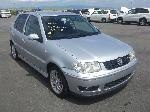 Used 2001 VOLKSWAGEN POLO BF68329 for Sale Image 7