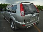 Used 2001 NISSAN X-TRAIL BF68177 for Sale Image 3