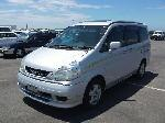 Used 2001 NISSAN SERENA BF68289 for Sale Image 1
