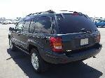 Used 2001 JEEP GRAND CHEROKEE BF68292 for Sale Image 3