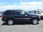 Used 2001 JEEP GRAND CHEROKEE BF68292 for Sale Image 6
