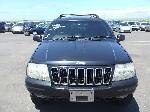 Used 2001 JEEP GRAND CHEROKEE BF68292 for Sale Image 8