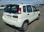 Used 2002 SUZUKI SWIFT BF68293 for Sale Image 5