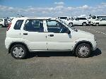 Used 2002 SUZUKI SWIFT BF68293 for Sale Image 6