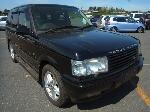 Used 1997 LAND ROVER RANGE ROVER BF68186 for Sale Image 7