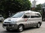 Used 2002 HYUNDAI STAREX IS00504 for Sale Image 1