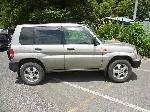Used 1999 MITSUBISHI PAJERO IO BF68386 for Sale Image 6