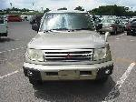 Used 1999 MITSUBISHI PAJERO IO BF68386 for Sale Image 8