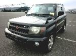 Used 1999 MITSUBISHI PAJERO IO BF68427 for Sale Image 7