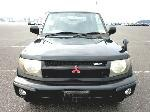 Used 1999 MITSUBISHI PAJERO IO BF68427 for Sale Image 8