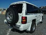 Used 1997 MITSUBISHI PAJERO BF68467 for Sale Image 5