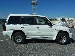 Used 1997 MITSUBISHI PAJERO BF68467 for Sale Image 6