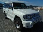 Used 1997 MITSUBISHI PAJERO BF68467 for Sale Image 7