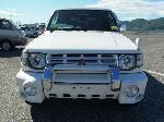 Used 1997 MITSUBISHI PAJERO BF68467 for Sale Image 8