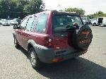 Used 2001 LAND ROVER FREELANDER BF68355 for Sale Image 3