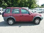 Used 2001 LAND ROVER FREELANDER BF68355 for Sale Image 6