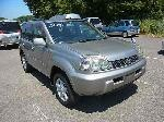 Used 2002 NISSAN X-TRAIL BF68390 for Sale Image 7