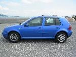 Used 2001 VOLKSWAGEN GOLF BF68432 for Sale Image 2