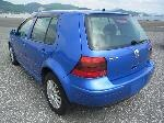 Used 2001 VOLKSWAGEN GOLF BF68432 for Sale Image 3