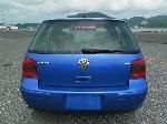 Used 2001 VOLKSWAGEN GOLF BF68432 for Sale Image 4