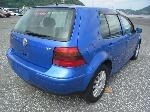 Used 2001 VOLKSWAGEN GOLF BF68432 for Sale Image 5