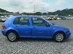Used 2001 VOLKSWAGEN GOLF BF68432 for Sale Image 6