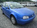Used 2001 VOLKSWAGEN GOLF BF68432 for Sale Image 7