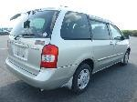 Used 2002 MAZDA MPV BF68508 for Sale Image 5