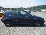 Used 2003 VOLKSWAGEN GOLF BF68435 for Sale Image 6