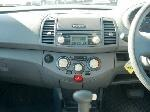 Used 2003 NISSAN MARCH BF68440 for Sale Image 23