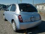 Used 2003 NISSAN MARCH BF68440 for Sale Image 3