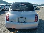 Used 2003 NISSAN MARCH BF68440 for Sale Image 4