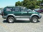 Used 1997 TOYOTA LAND CRUISER PRADO BF68519 for Sale Image 6