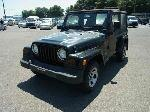 Used 1997 JEEP WRANGLER BF68520 for Sale Image 1